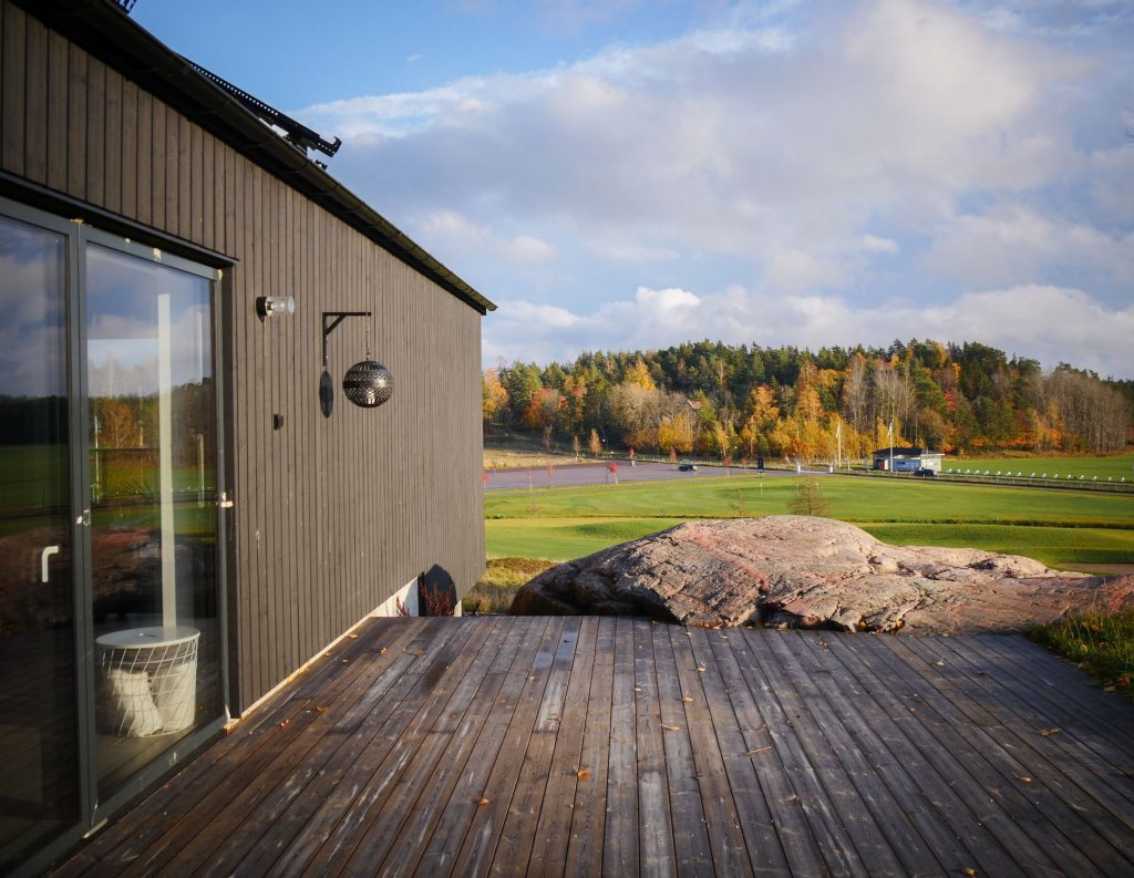 Åda Treehouse golfbana
